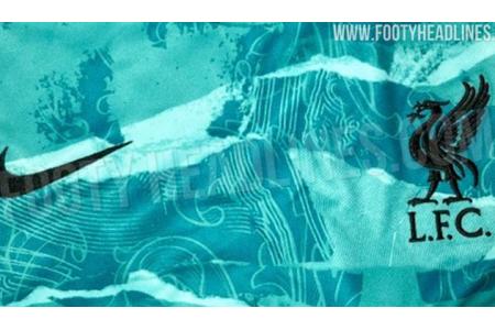 В сеть просочилось фото гостевой формы Ливерпуля на сезон 2020-2021