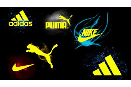 Сравнение составов футболистов Nike, Puma, Adidas