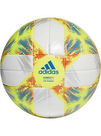 купить Футбольный мяч Adidas Conext 19 Top Training DN8637