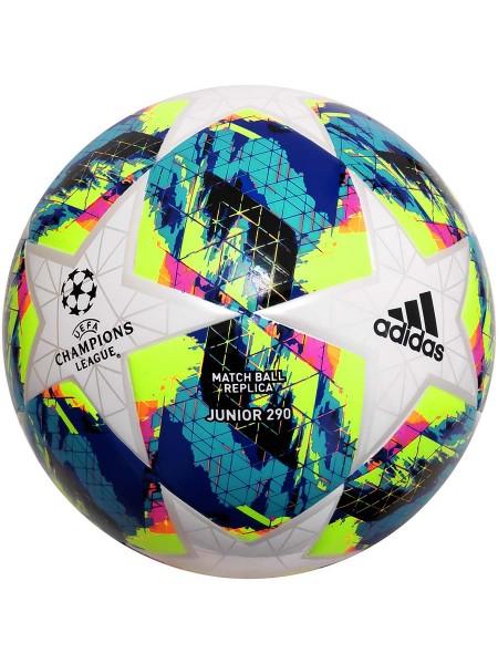Футбольный мяч Adidas JR Finale 19 DY2549 290g