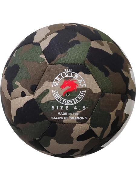 Футбольный мяч MONTA FreeStyler (006) зеленый