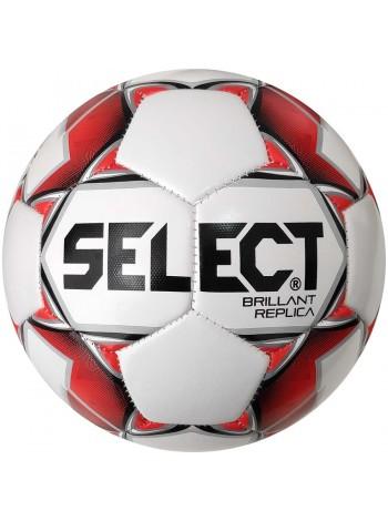 купить Футбольный мяч SELECT Brillant Replica New (316) бело-красный размер 3