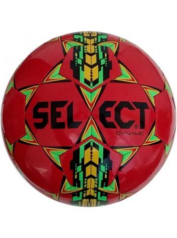 купить Футбольный мяч SELECT Dynamic (012) красный