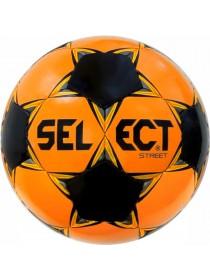 Футбольный мяч SELECT Street (048) оранжево-черный