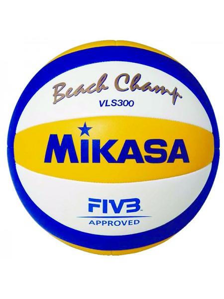 Волейбольный мяч Mikasa VLS300 Official Game Ball, FIVB Approved, сшитый (оригинал)