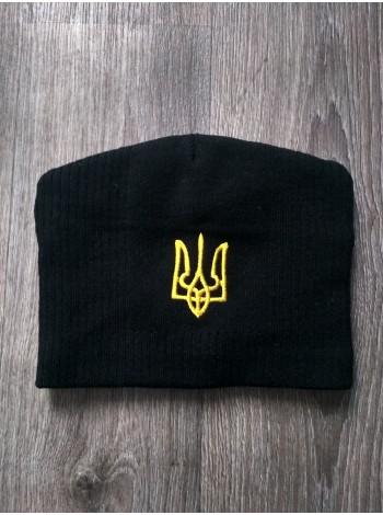 купить Шапка Украина черная