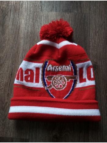 купить Футбольная шапка Арсенал красная