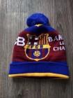 купить Футбольная шапка Барселона синяя