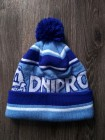 купить Футбольная шапка Днепро синяя