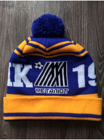 купить Футбольная шапка Металист синяя