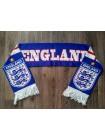 купить Футбольный шарф Англия синий