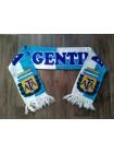 купить Футбольный шарф Аргентина синий