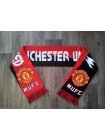 купить Футбольный шарф Манчестер Юнайтед красный