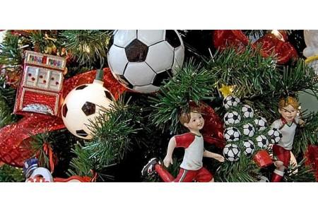 Что подарить на новый год футбольному фанату