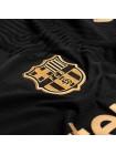 купить Детская футбольная форма Барселона F. DE JONG 21 выездная 2020-2021