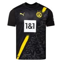Футбольная форма Боруссия Дортмунд выездная 2020-2021