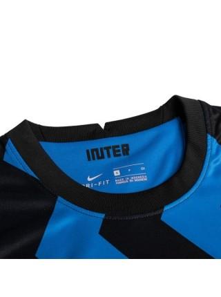 Детская футбольная форма Интер домашняя 2020-2021