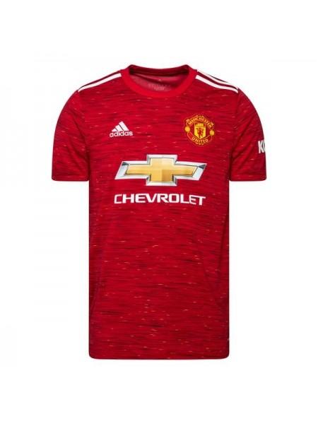 Футбольная форма Манчестер Юнайтед домашняя 2020-2021