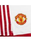 купить Футбольная форма с длинным рукавом Манчестер Юнайтед домашняя 2020-2021