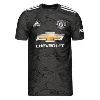 Футбольная форма Манчестер Юнайтед выездная 2020-2021