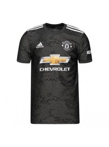 купить Футбольная форма Манчестер Юнайтед выездная 2020-2021
