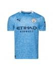 купить Детская футбольная форма  Манчестер Сити  домашняя 2020-2021