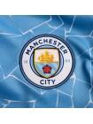 купить Детская футбольная форма  Манчестер Сити ZINCHENKO 11 домашняя 2020-2021