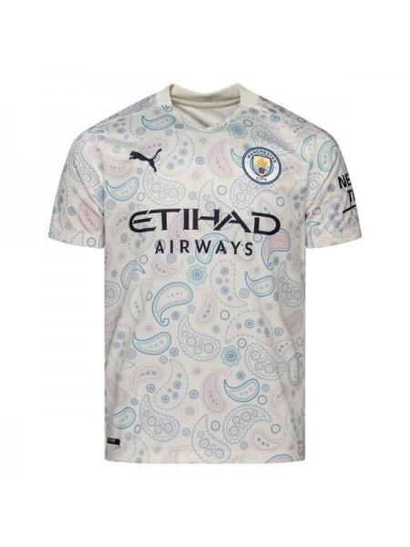 Детская футбольная форма  Манчестер Сити  резервная 2020-2021