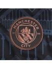 купить Футбольная форма с длинным рукавом Манчестер Сити выездная 2020-2021