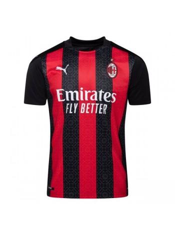 купить Детская футбольная форма Милан домашняя 2020-2021