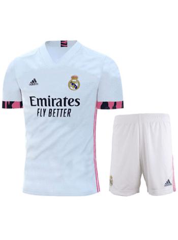 купить Футбольная форма Реал Мадрид домашняя 2020-2021