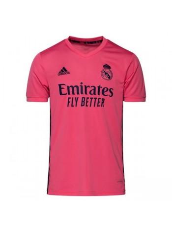 купить Футбольная форма Реал Мадрид выездная 2020-2021