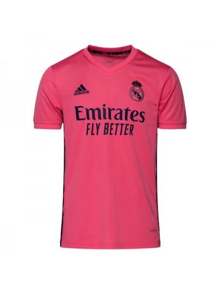 Футбольная форма Реал Мадрид выездная 2020-2021