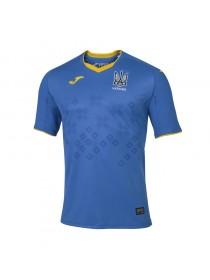 Детская футбольная форма национальной сборной Украина выездная 2021
