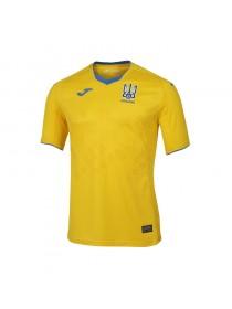 Детская футбольная форма национальной сборной Украина домашняя 2021