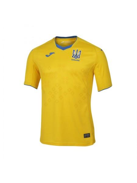 Футбольная форма национальной сборной Украина домашняя 2021