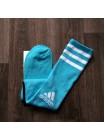 купить Футбольные гетры Адидас голубые Br