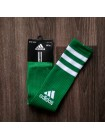 купить Детские футбольные гетры Адидас зеленые Br