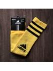 купить Детские футбольные гетры Адидас желтые Br