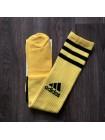 купить Футбольные гетры Адидас желтые Br