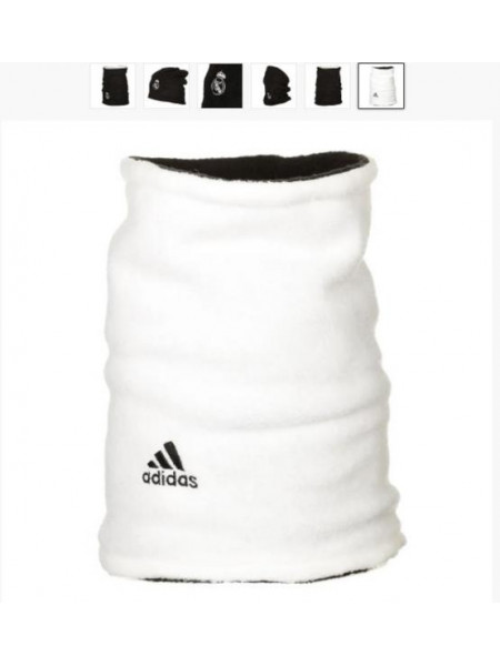 Горловик двухсторонний Реал Мадрид черно-белый