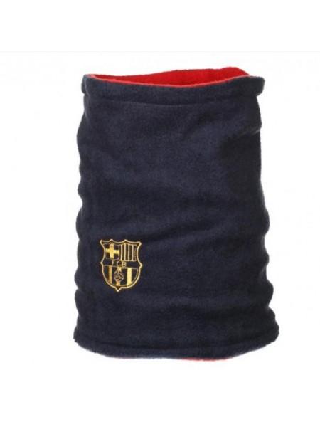 Горловик двухсторонний Барселона/Месси сине-красный