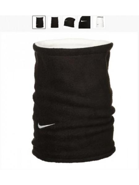 Горловик двухсторонний Nike черно-белый