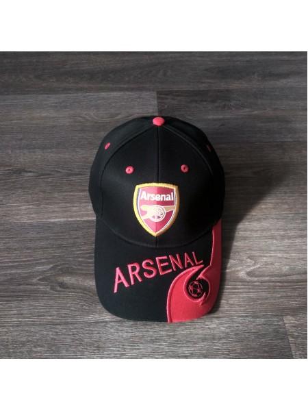 Кепка Арсенал черная