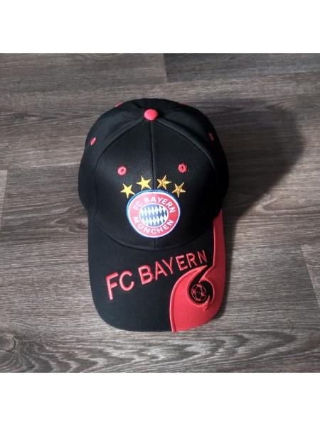 Кепка Бавария Мюнхен черная