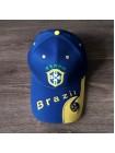 купить Кепка Бразилия синяя