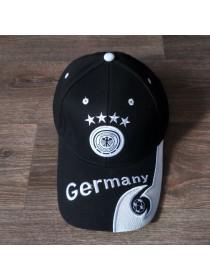 Кепка Германия черная
