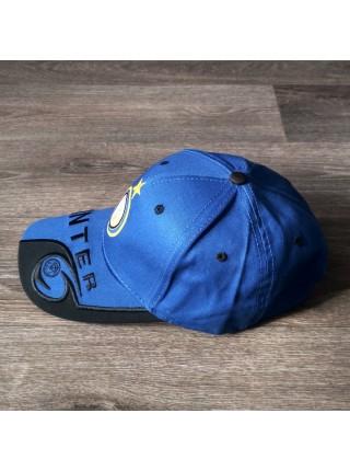 Кепка Интер синяя