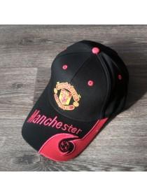 Кепка Манчестер Юнайтед черная