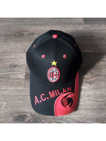 Кепка Милан черная